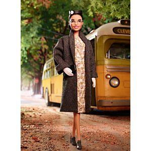 Rosa Parks Barbie® Inspiring Women™ Doll