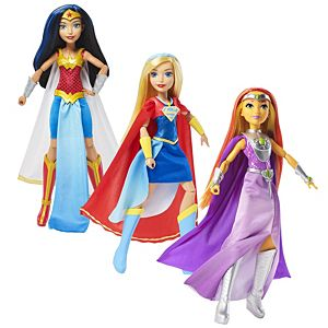 DC Super Hero Girls™ Intergalactic Gala™ Dolls Gift Set