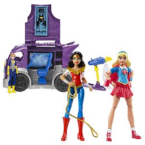 DC Super Hero Girls™ Batgirl™ Headquarters + Action Dolls Gift Set