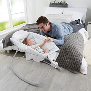 Deluxe Auto Rock 'n Play™ Sleeper with Smart Connect™