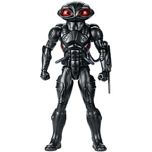 Aquaman™ 12-inch Lights and Sounds Plasma Attack Black Manta™ Figure