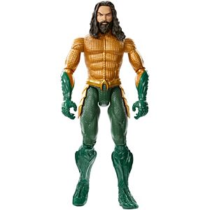 Aquaman™ True-Moves 12-inch Aquaman™ Figure