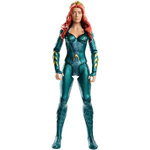 Aquaman™ True-Moves 12-inch Mera™ Figure