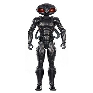 Aquaman™ True-Moves 12-inch Black Manta™ Figure