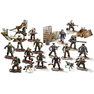 Mega Construx™ Call of Duty® WWII Battle Pack Construction Set