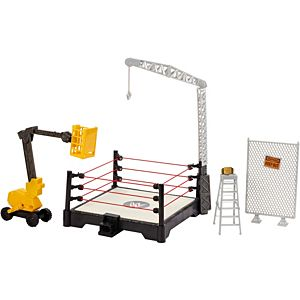 WWE® Sound Slammers Destruction Zone Playset