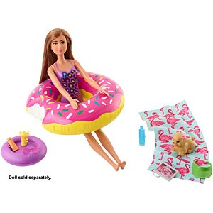 Barbie Donut Floaty