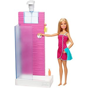 Barbie Shower