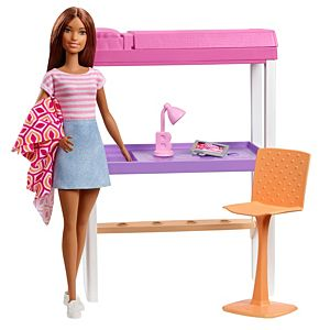 Barbie Furniture Kitchen Bedroom Bathroom Sets Barbie