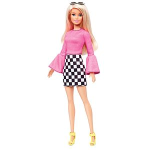 Barbie® Fashionistas™ Doll - Original with Blonde Hair
