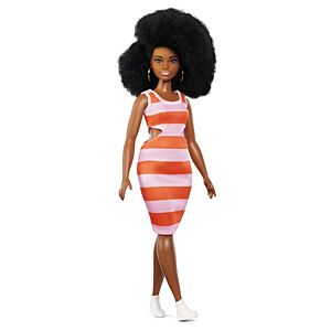 Barbie® Fashionistas™ Doll - Curvy with Black Hair