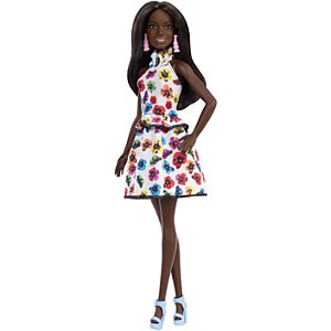 Barbie® Fashionistas™ Doll - Curvy with Brunette Hair