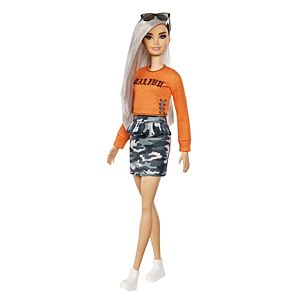 Barbie® Fashionistas™ Doll - Original with Pink Hair