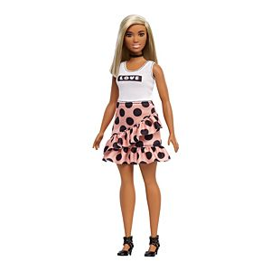 Barbie® Fashionistas™ Doll - Curvy with Blonde Hair