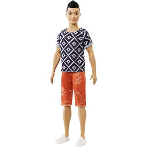 Ken® Fashionistas® Doll - Boho Hip