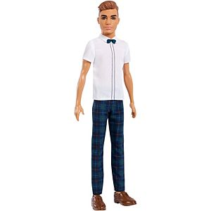 Ken® Fashionistas® Doll - Original with Brown Hair