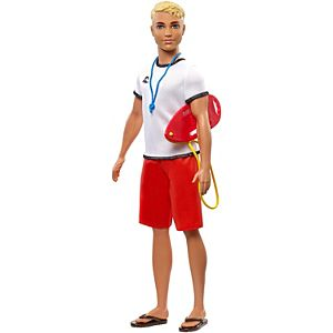 Barbie® Lifeguard Doll