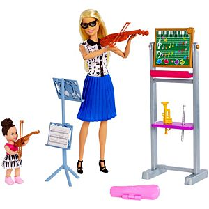 Barbie® Music Teacher Doll & Playset