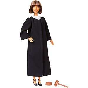 Barbie® Career of the Year Judge Doll, Short Brown Hair