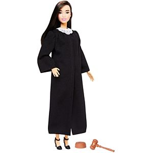 Barbie® Career of the Year Judge Doll, Black Hair