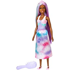 Barbie® Dreamtopia Purple & Blue Hair Doll