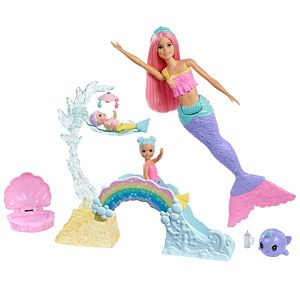 Barbie™ Dreamtopia Mermaid Nursery Playset