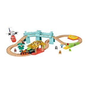 Thomas & Friends™ Wood Big World Adventures Set
