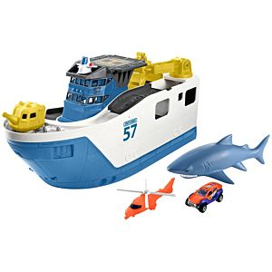 Matchbox® Marine Rescue Shark Ship