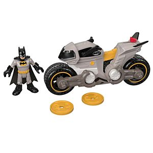 Imaginext® DC Super Friends Batman & Batcycle