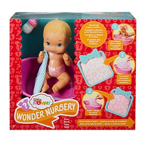 Little Mommy® Wonder Nursery™ Doll
