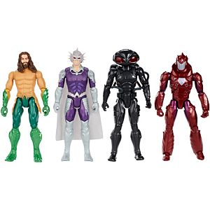 Aquaman™ True-Moves Figures 4-Pack