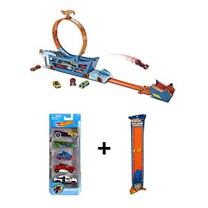 Hot Wheels® Stunt & Go™ Truck Gift Set