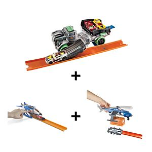 Hot Wheels® Large-Scale Vehicles Gift Set
