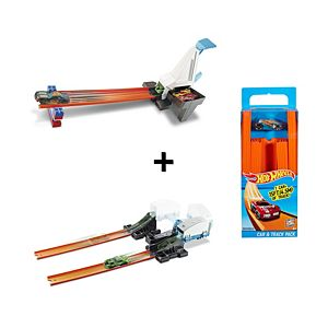 Hot Wheels® Track Builder Freestyle Gift Set
