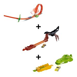 Hot Wheels® Creature Collection Gift Set