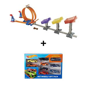 Hot Wheels® Super Score Speedway™ Gift Set
