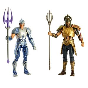 DC Comics™ Multiverse 6-inch Aquaman™ Gladiator Battle Figures 2-Pack