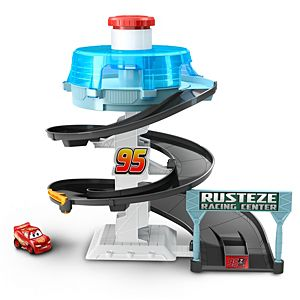 Disney/Pixar Cars Mini Racers Rust-eze Spinning Raceway