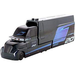 Disney/Pixar Cars Jackson Storm Launching Hauler