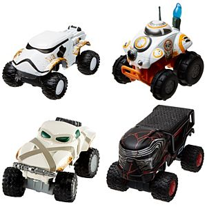 Hot Wheels® Star Wars™ All Terrain Character Cars™ Collection