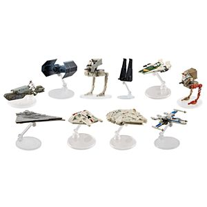 Hot Wheels® Star Wars™ Starships™ Collection