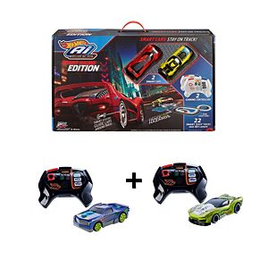 Hot Wheels® Ai Street Racing Edition 4-Player Gift Set