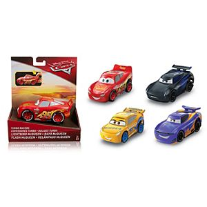 Disney Pixar Cars Turbo Racers Vehicle Collection