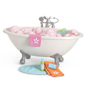 Bubble Bathtub for Dolls