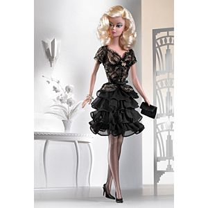 Trace of Lace™ Barbie® Doll