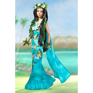 Princess of the Pacific Islands™ Barbie® Doll