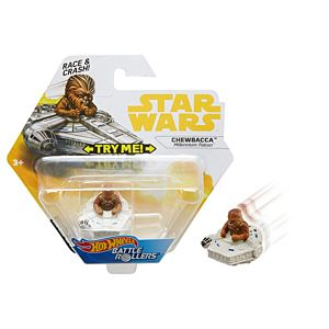 Hot Wheels® Star Wars™ Chewbacca™ Millennium Falcon™ Vehicle