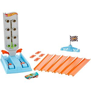 Hot Wheels® Dragstrip Champion Playset
