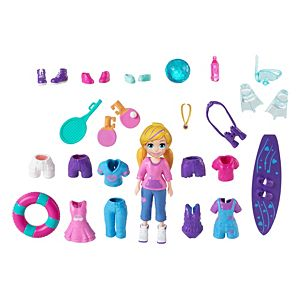 Polly Pocket™ Awesomely Active Pack