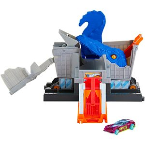 Hot Wheels® T-Rex Grocery Attack Playset